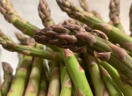 Aprile: gli asparagi