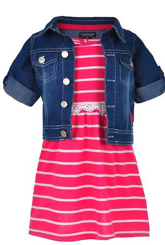 Little Girls' 2-Piece Outfit