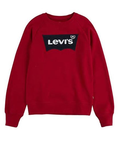 Levi's Crew Neck Fleece Pullover