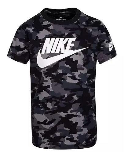 Boys Camo Short Sleeve T-Shirt