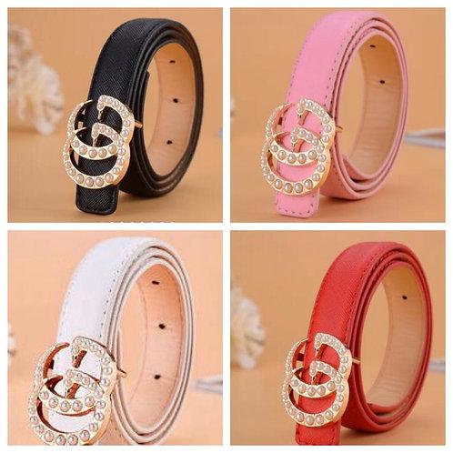 Girls Fashion Belts
