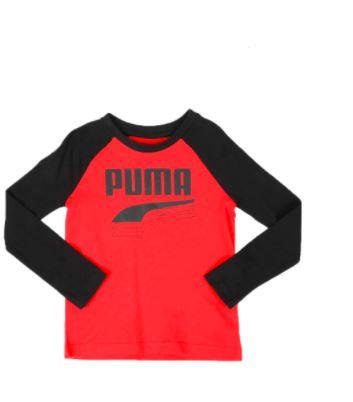 PUMA Long Sleeve T-Shirts