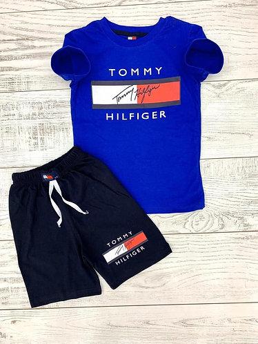 Boys Tommy Hilfiger Short Set
