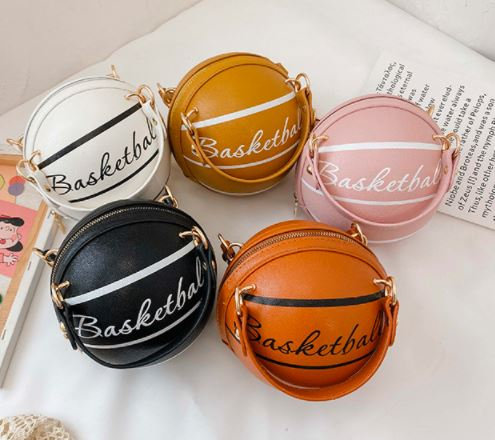 Girls Fashion Basketball Purse