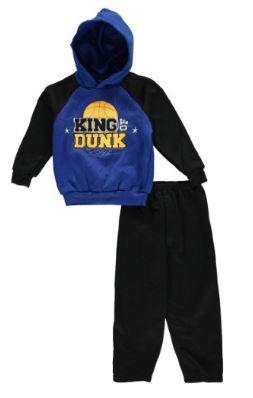 2-piece Sweatsuit (Size 3T)