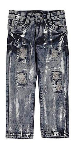 Boys 5-Pocket Jeans (Size 4)