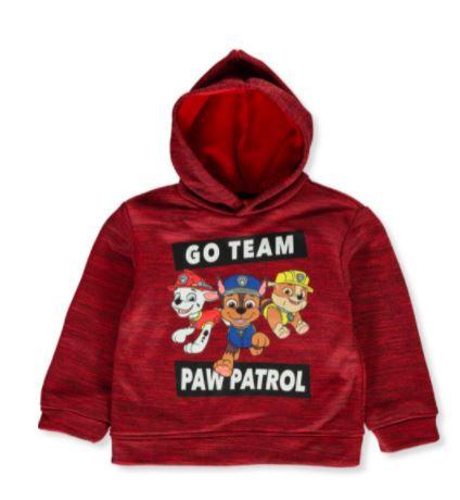 Boys' Paw Patrol Hoodie (Size 2T)