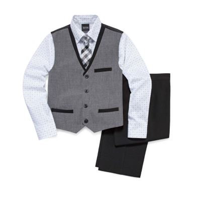 TFW Boys 4-pc. Vest Set