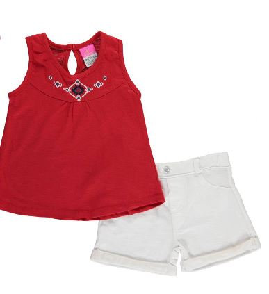 2-Piece Outfit (Size 4T)