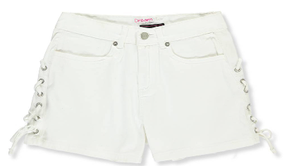 Dream Star  Girls' Stretch Twill Shorts