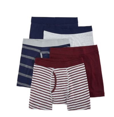 Arizona 5-pc. Boxer Briefs