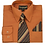 Thumbnail: VANGOGH Boys Toddler Formal Shirt & Tie Set (2T-4T)