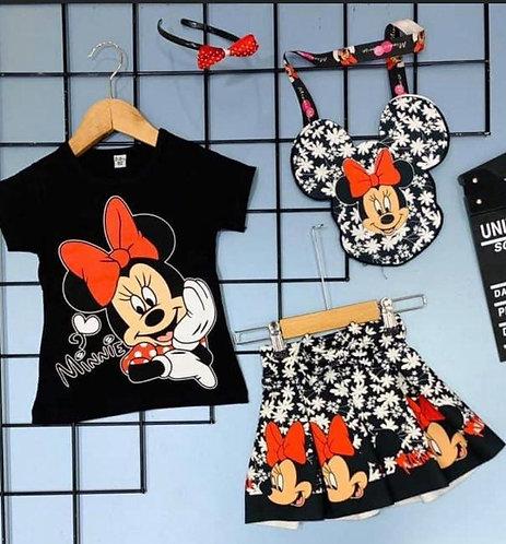 Minnie Mouse 4-pc Set