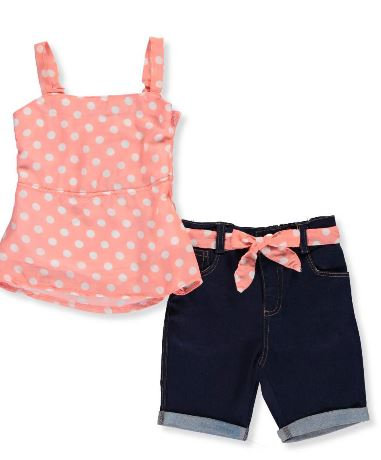 2-Piece Outfit (Size 6x)
