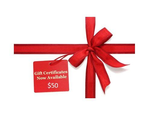 $50 MzWilliesKidz Gift Certificate