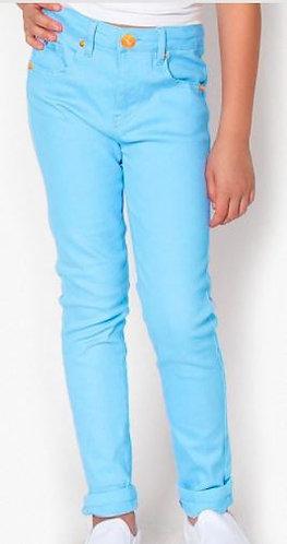 Girl's Stretch Denim Jeans (Sizes 7-14)
