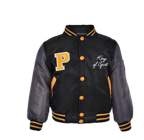 U.S. Polo Assn. Boys' Varsity Jacket