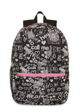 City Streets Extreme Value XOXO Backpack