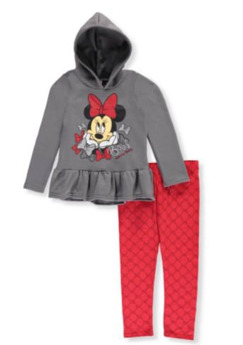 Disney Minnie Mouse 2-piece Outfit