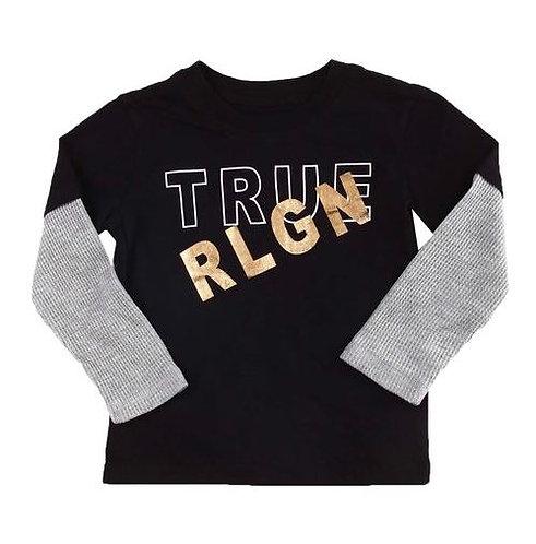 True Religion Long Sleeve Tee