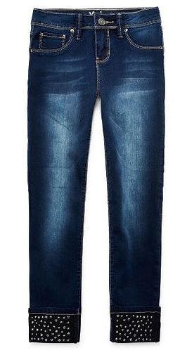 Ymi Girl Skinny Fit Jean - Anklet