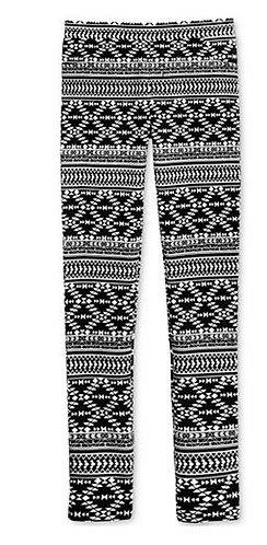 Printed Leggings (Sizes 7-16)