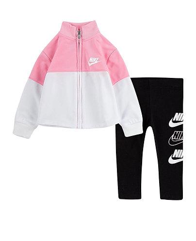 NIKE Girls Jacket & Leggings Set