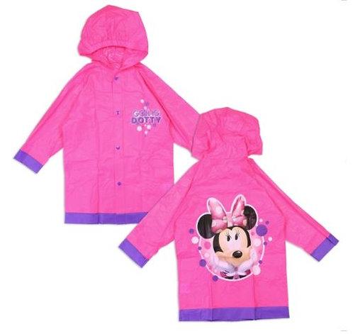 Disney Minnie Mouse Girls Rain Slicker