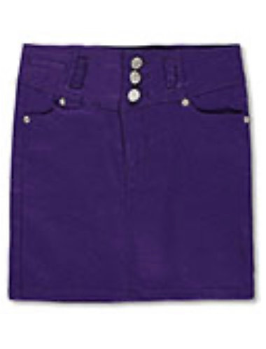 No Fuze Girls' Skirt (Size 4)