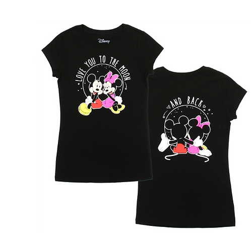 MICKEY/MINNIE Girls T-Shirt