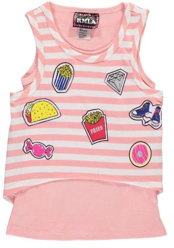 Treats Top (3 Colors Available)