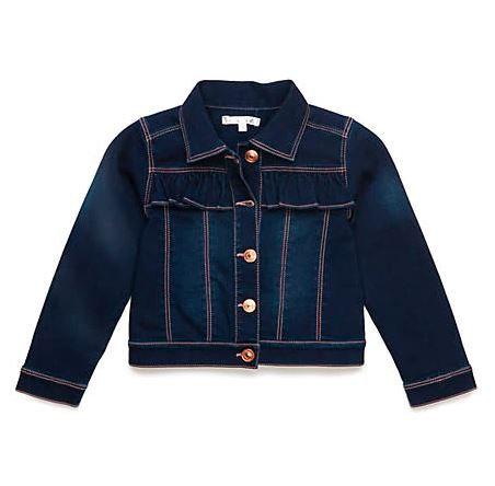 Toddler Girls Denim Jacket
