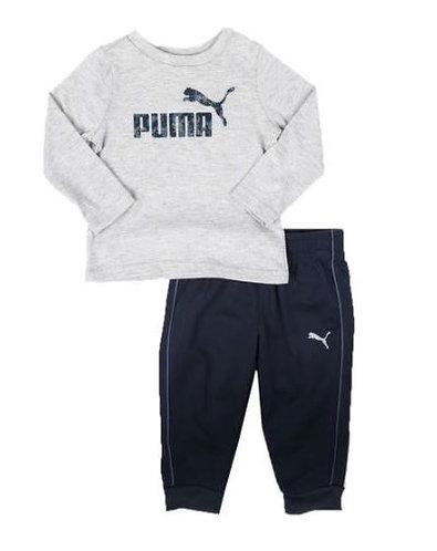 2-pc PUMA Jogger Set
