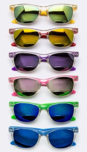 Kids Mirror Sunglasses