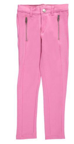"""RIBBED STRIPE"" Stretch Pants (Size 6x)"