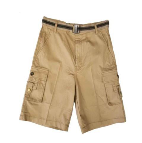 Boys Cargo Shorts with Belt (Sizes 6-16)