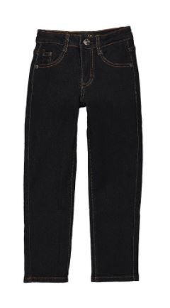Little Boys Jeans (Colors: Black & Khaki)
