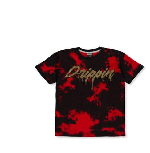 BOYS' DRIPPIN T-SHIRT (Sizes 8-18)