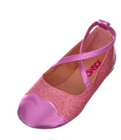 Josmo Girls' Ballet Flats