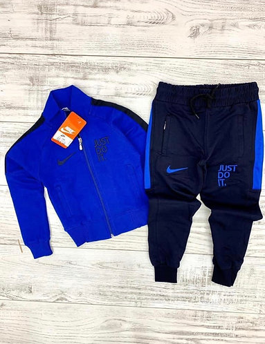 "Boys NIKE ""Just Do It"" Jogger (Sizes 3-16)"