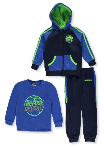 Pro Athlete 3pc Outfit (Size 4T)