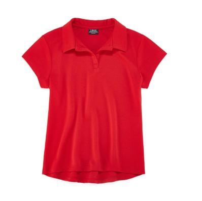 Izod Short Sleeve Performance Polo Girls