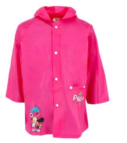 Minnie Mouse Fashion Rain Coat