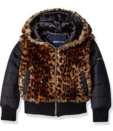 Faux Fur Bomb Jacket