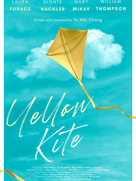 Yellow Kite / September 24th, 2020 Start Time 11:45 AM