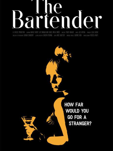 The Bartender/ September 17th, 2020 Start Time 8:10 AM