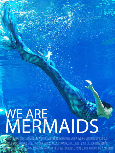 We Are Mermaids/ September 24th, 2020 Start Time 10:05 AM