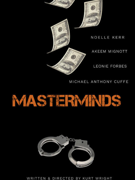 Masterminds / September 17th, 2020 Start Time 8:10 AM
