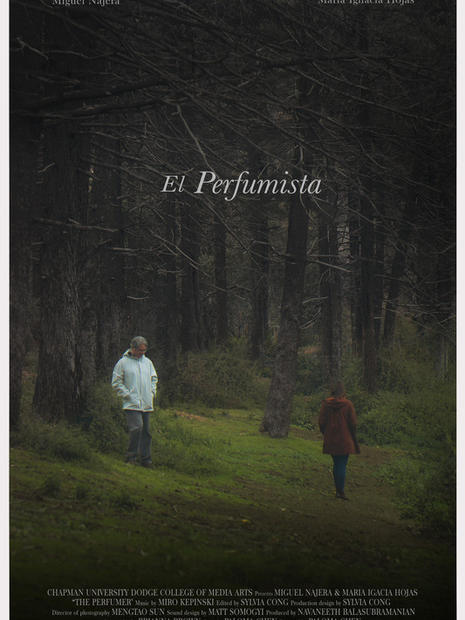 The Perfumer / September 24th, 2020 Start Time 11:45 AM