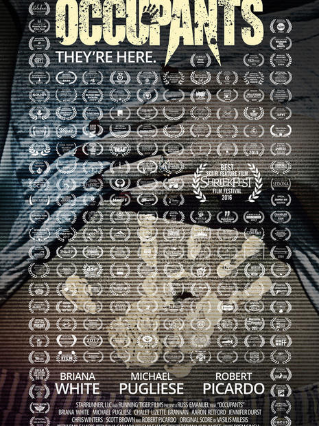 Occupants / September 25th, 2020 Start Time 11:05 AM